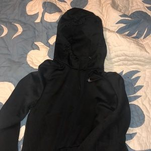 Black Nike Dri-Fit Hoodie